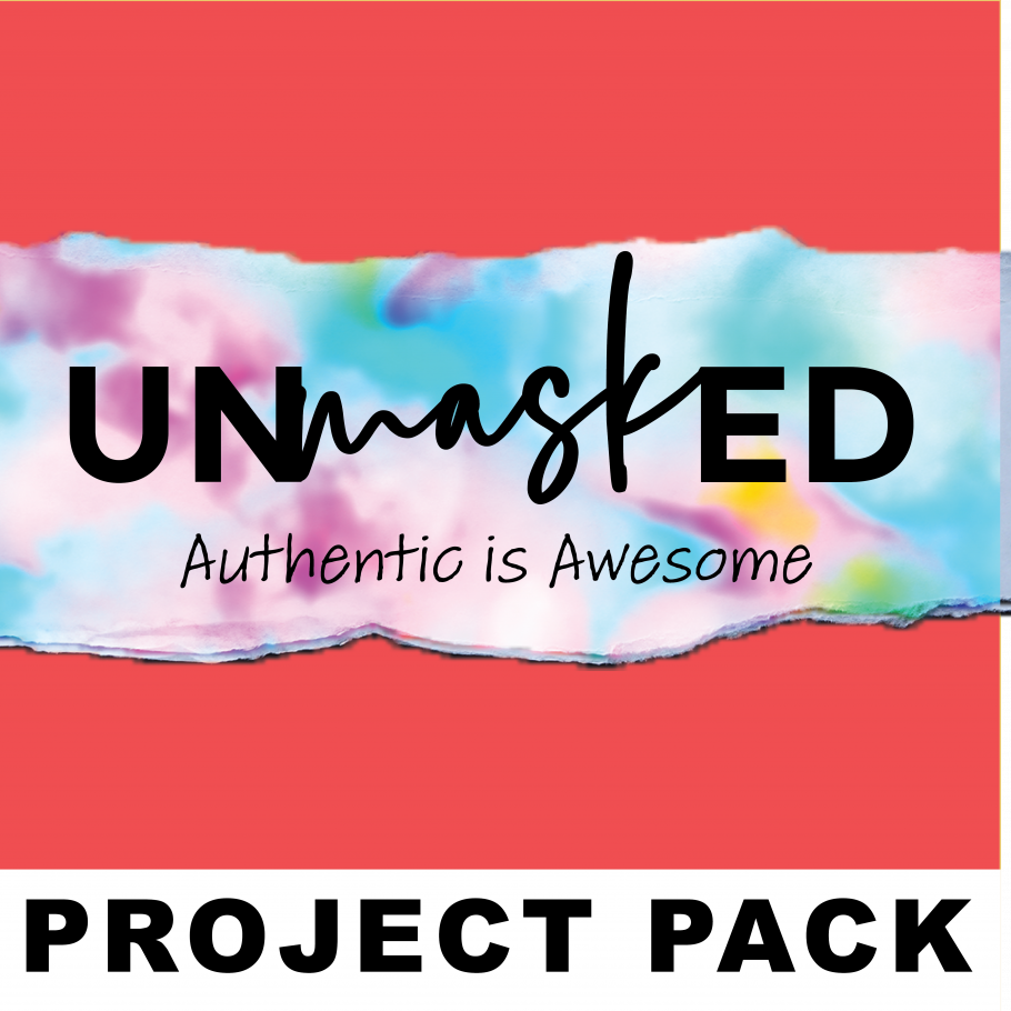 Unmasked Theme Red_ProjectPack